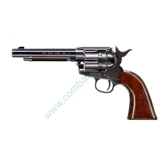 Colt Single Action Army légpisztoly, fekete