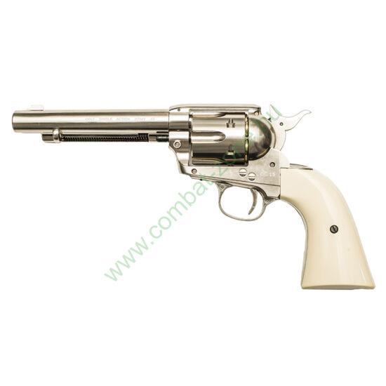 Colt Single Action Army légpisztoly, nikkel