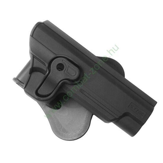 """Cytac műanyag pisztolytok, Colt 1911 5"""""""