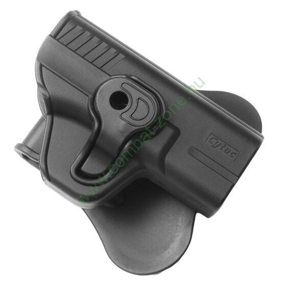 Cytac műanyag pisztolytok, S&W M&P Compact