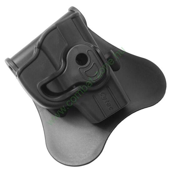 Cytac műanyag pisztolytok, Taurus TCP