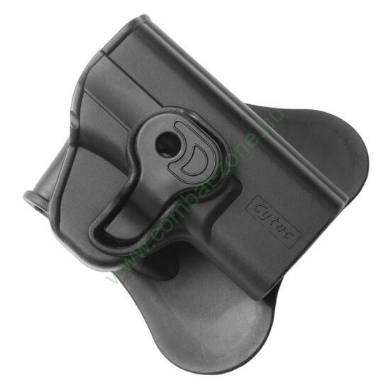 Cytac műanyag pisztolytok, S&W M&P