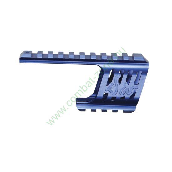 Dan Wesson 715 CNC szerelék, kék