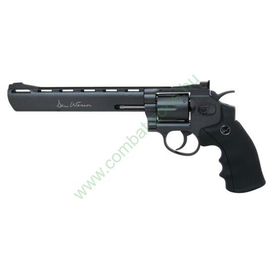 "Dan Wesson 8"" revolver, fekete"