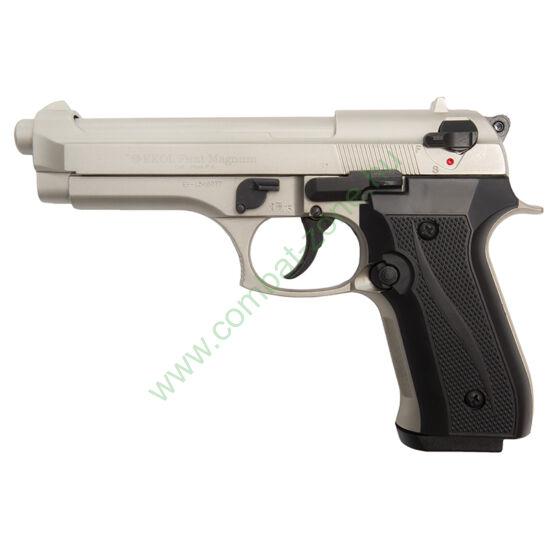 Ekol Army gáz-riasztó pisztoly, nikkel