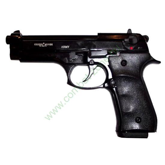 Ekol Army gáz-riasztó pisztoly, fekete