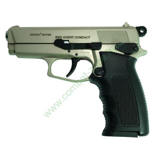Ekol Red Agent gáz-riasztó pisztoly, nikkel