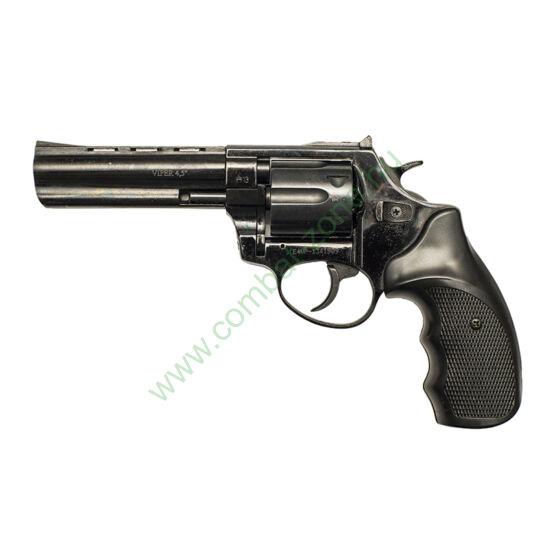 """Ekol Viper 4,5"""" gáz-riasztó pisztoly, fekete"""