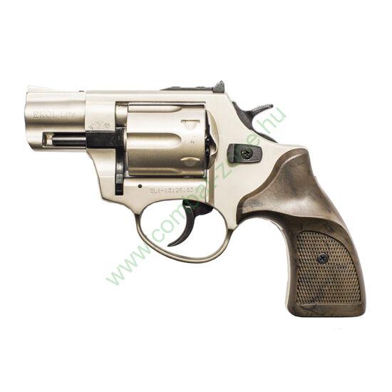 Ekol Viper Lite gáz-riasztó pisztoly, nikkel