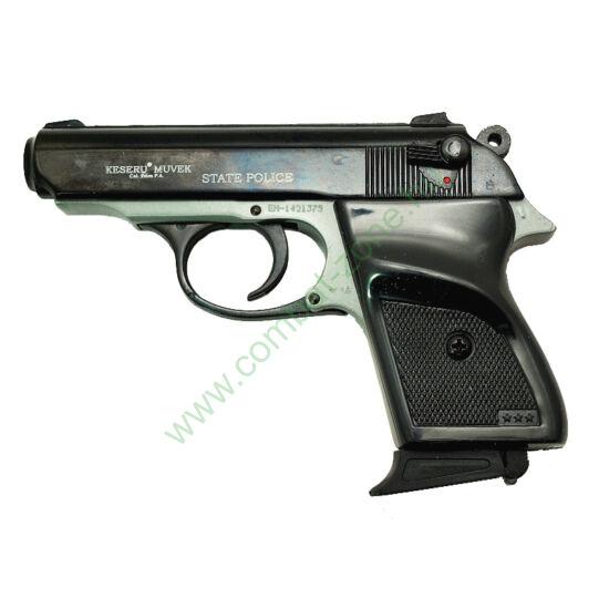 Ekol Majör State Police gáz-riasztó pisztoly, szürke/fekete