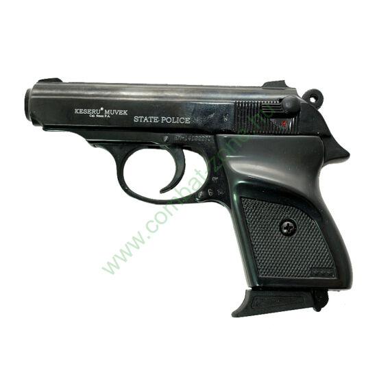 Ekol Majör State Police gáz-riasztó pisztoly, fekete