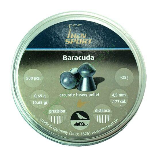H&N Baracuda lövedék 4.5mm