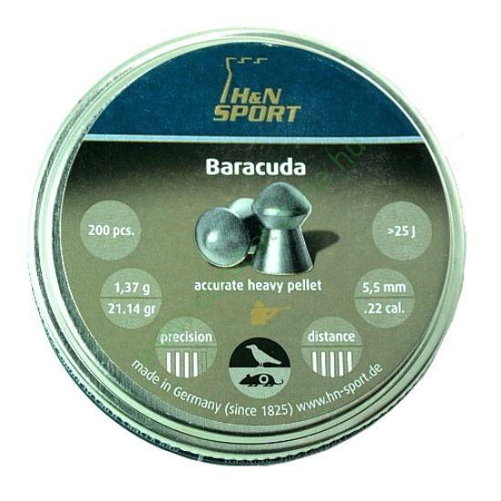 H&N Baracuda lövedék 5.5mm
