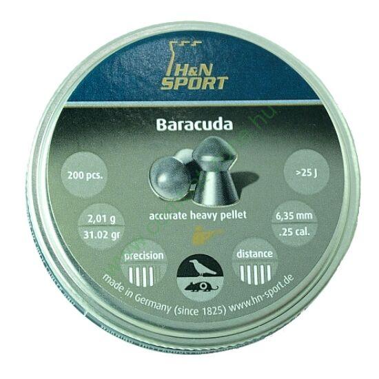 H&N Baracuda lövedék 6.35mm