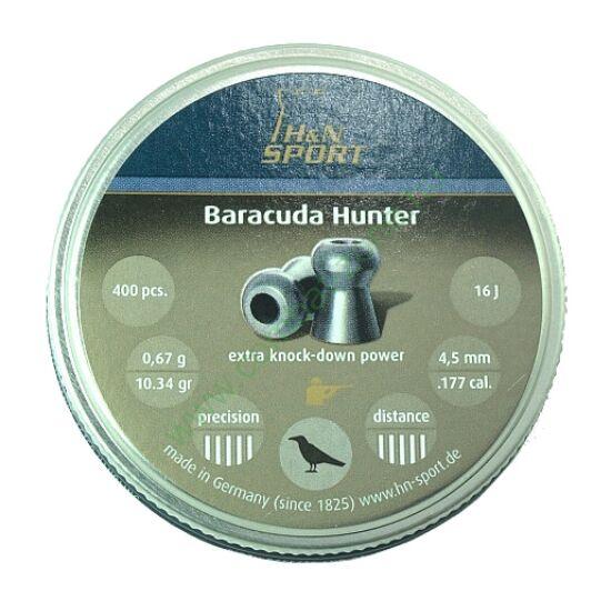 H&N Baracuda Hunter lövedék 4.5mm