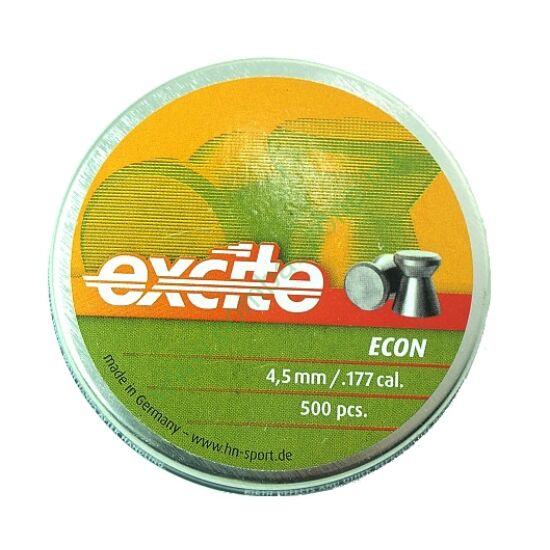 H&N Excite Econ lövedék 4.5mm