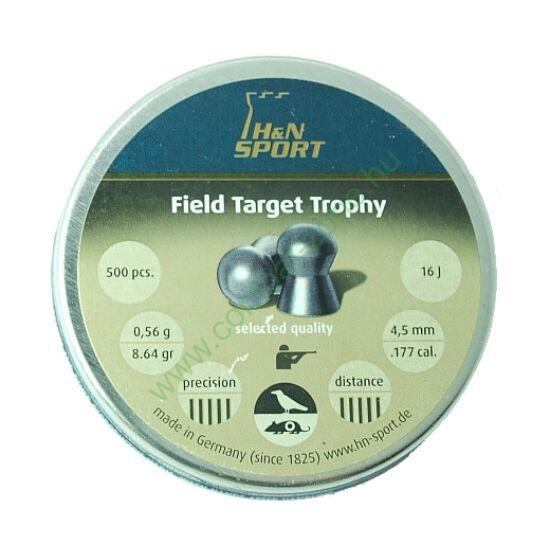 H&N Field Target Trophy lövedék 4.52 mm
