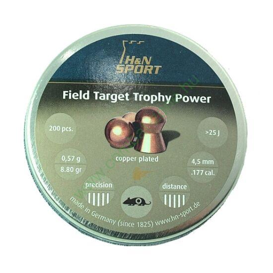 H&N Field Target Trophy Power lövedék 4.5mm