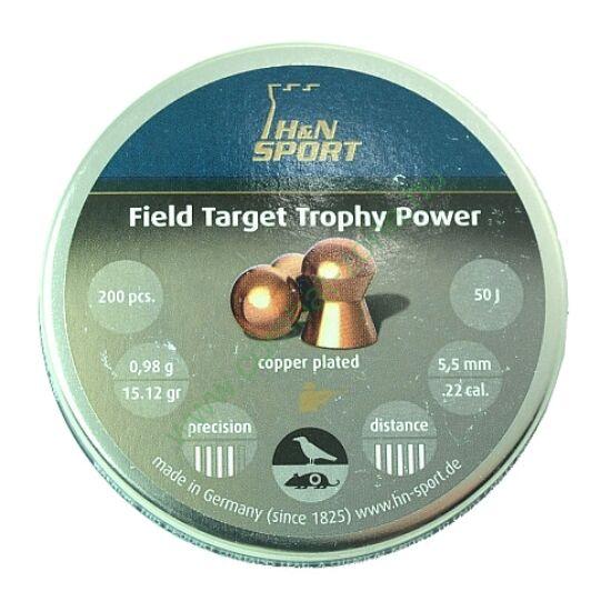 H&N Field Target Trophy Power lövedék 5.5mm