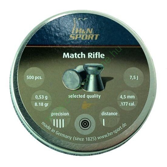 H&N Match Rifle lövedék 4.50 mm