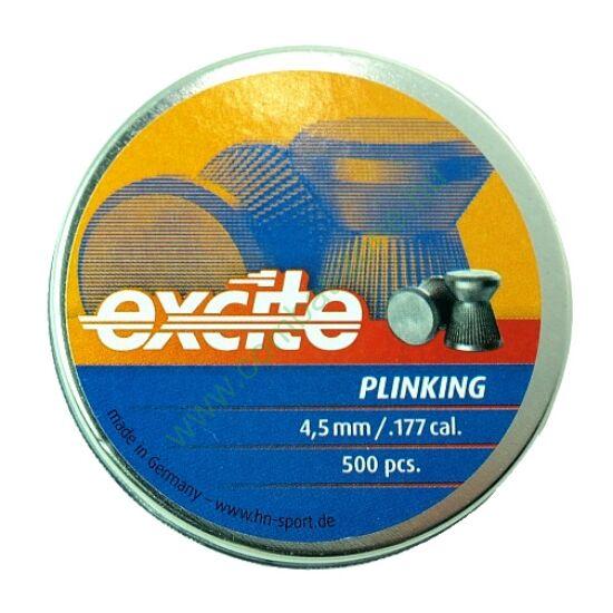 H&N Excite Plinking lövedék 4.5mm