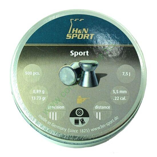 H&N Sport lövedék 5.5mm