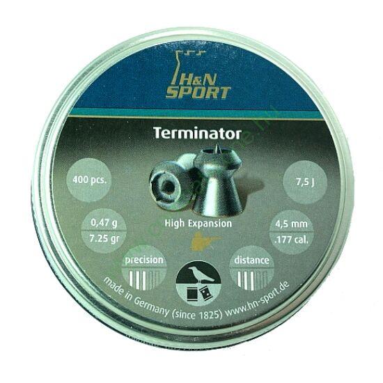 H&N Terminator lövedék 4.5mm