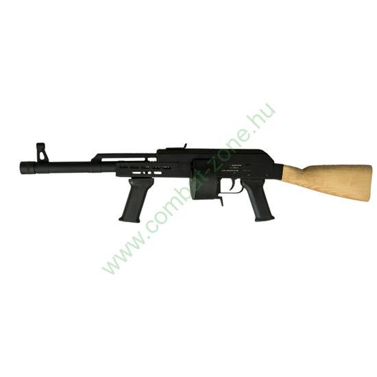 Keserű Home Defender gumilövedékes puska