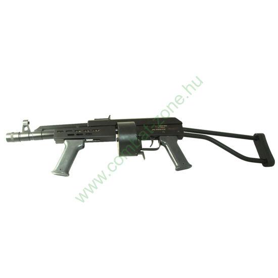 Keserű Home Defender gumis gáz-riasztó puska