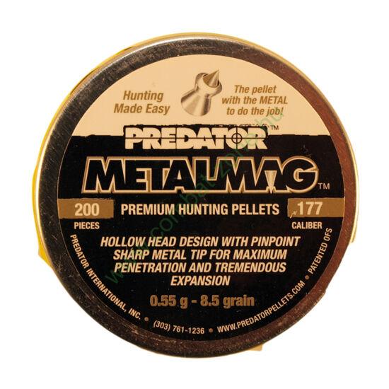 Predator Metalmag vadász lövedék