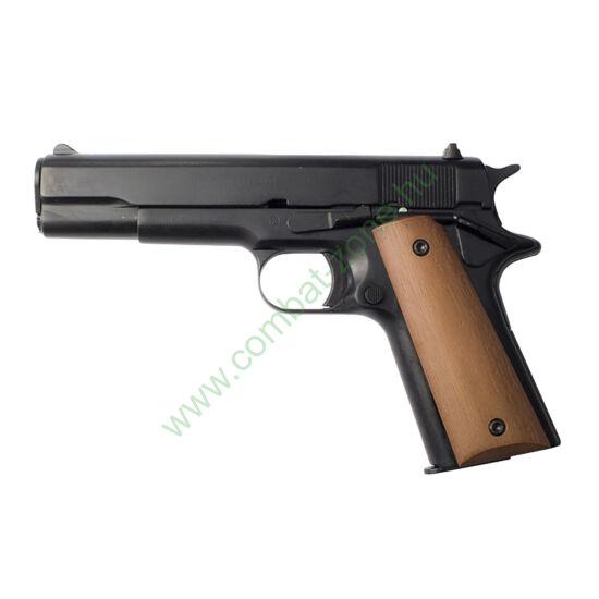 Kimar 1911 gáz-riasztó pisztoly, fekete