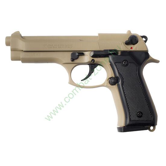 Kimar Beretta Mod 92 gáz-riasztó pisztoly, tan
