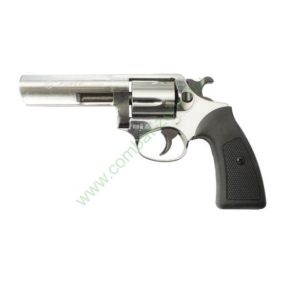 Kimar Power gáz-riasztó revolver, króm