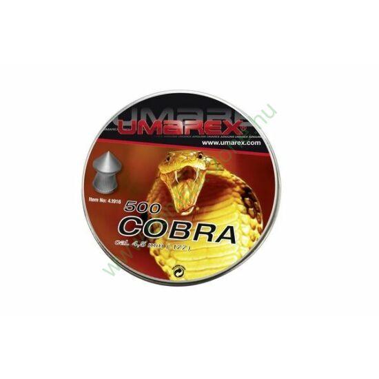 Umarex Cobra hegyes lövedék 4.5mm
