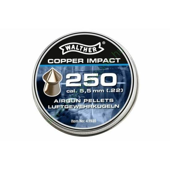Walther Copper Impact lövedék 5.5mm