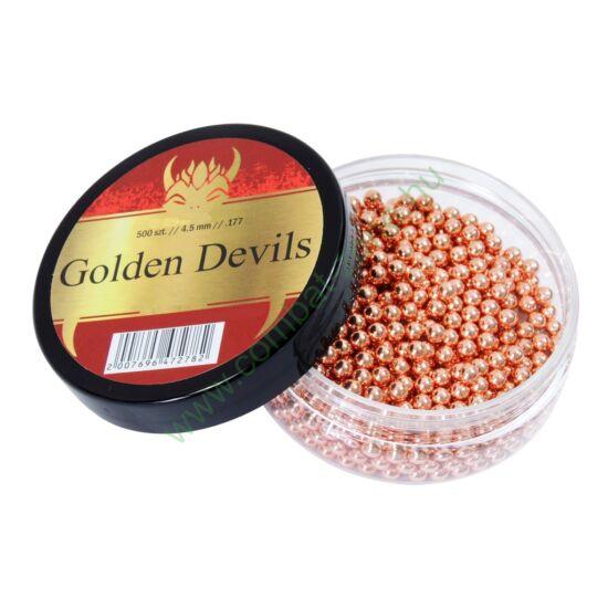 Golden Devils BB golyó, 500db