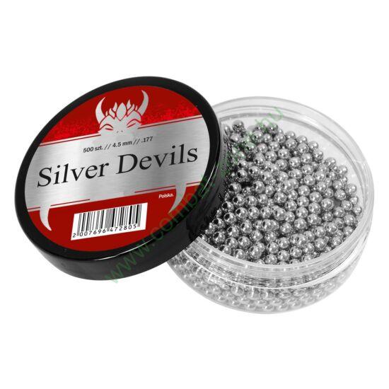 Silver Devils BB golyó, 500db