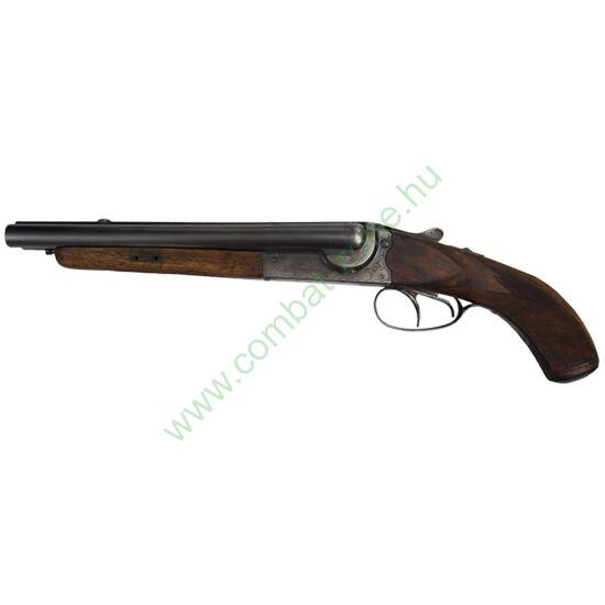 Monte Carlo Lupara élesből átalakított gumilövedékes puska
