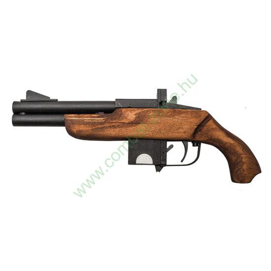 Keserű Omerta gumis gáz-riasztó puska, lupara változat