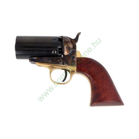 Pietta 1851 Navy Yank Pepperbox elöltöltős revolver