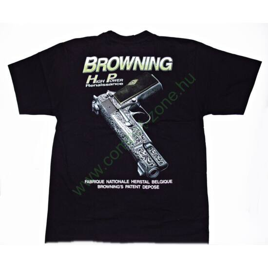 Browning HP póló