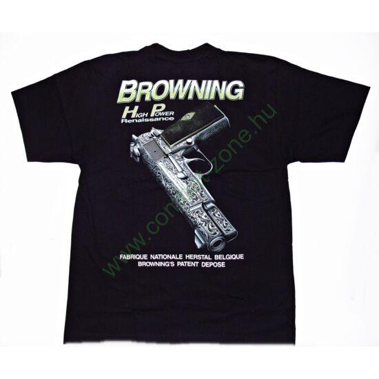 Browning HP póló