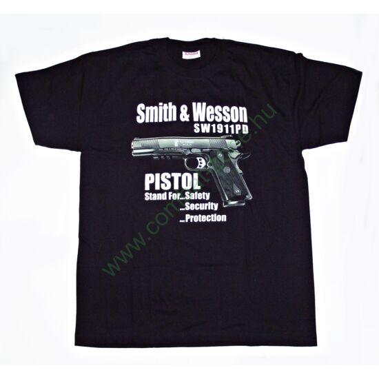 Smith Wesson 1911 póló