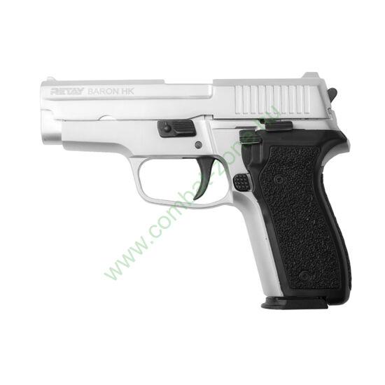 Retay Baron HK gáz-riasztó pisztoly, króm