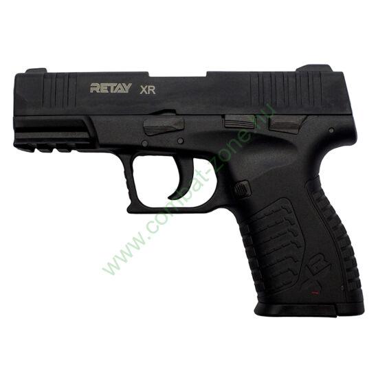 Retay XR gáz-riasztó pisztoly, fekete