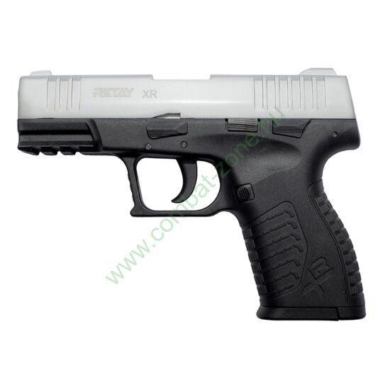 Retay XR gáz-riasztó pisztoly, króm
