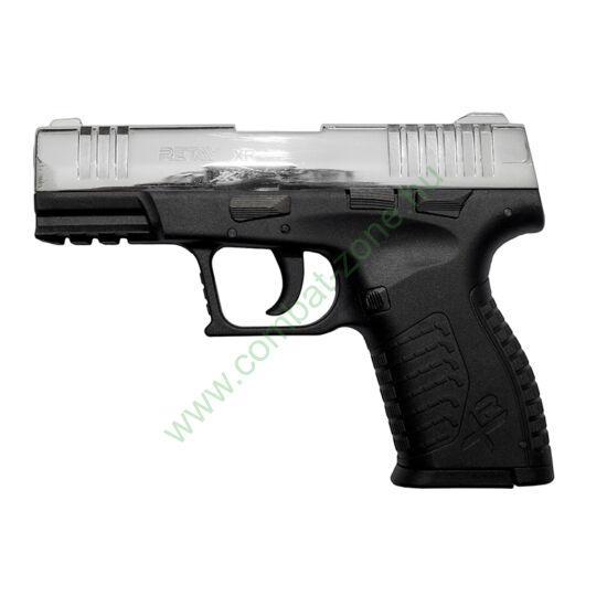Retay XR gáz-riasztó pisztoly, nikkel