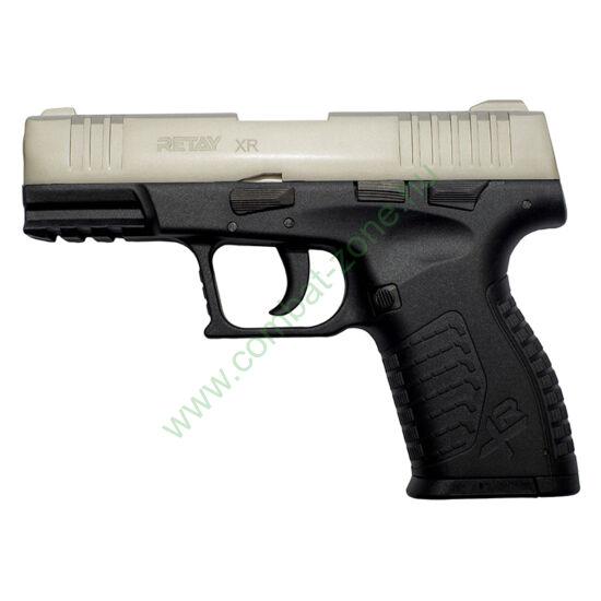 Retay XR gáz-riasztó pisztoly, satin