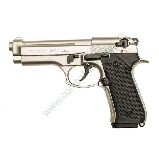 Retay Mod 92 gáz-riasztó pisztoly, satin