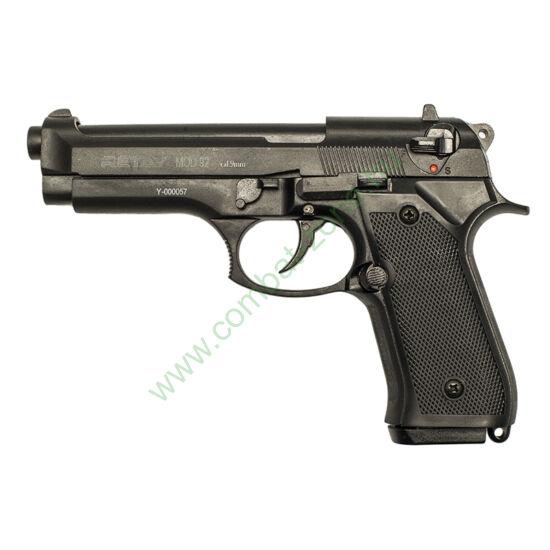 Retay Mod 92 gáz-riasztó pisztoly, fekete